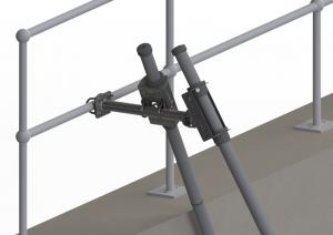 Double Sensor Bracket