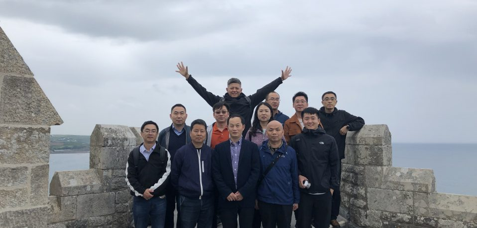 St Michaels Mount China