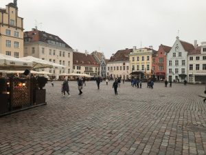 Denmark & Estonia