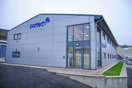 Partech Building