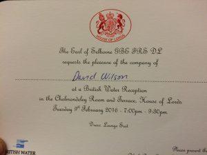 David Wilson Certificate