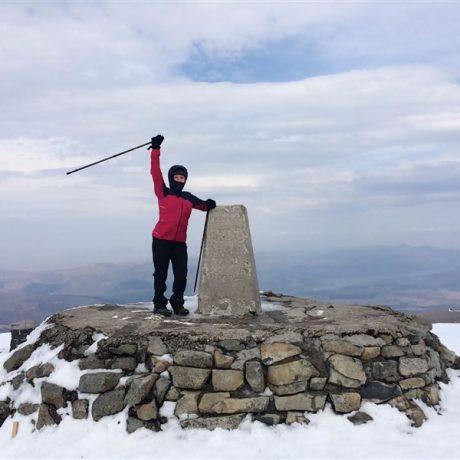 The Three Peaks Challenge Completed(