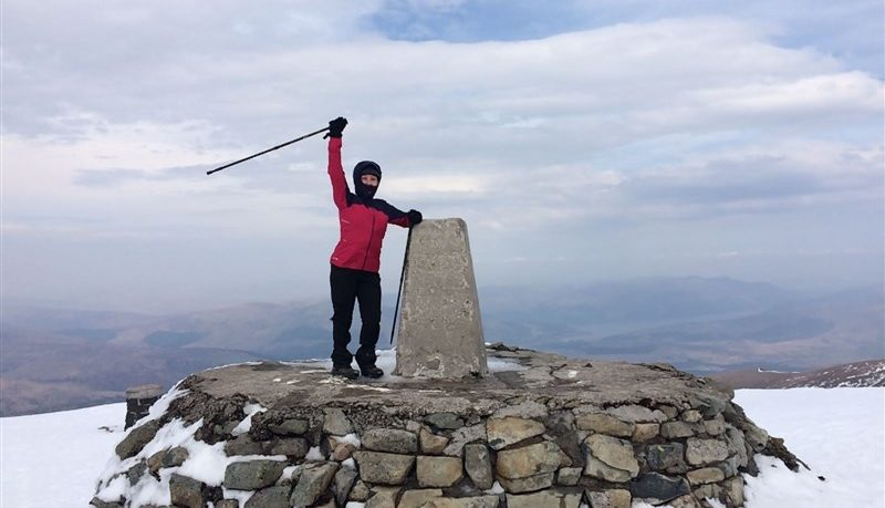 The Three Peaks Challenge Completed(